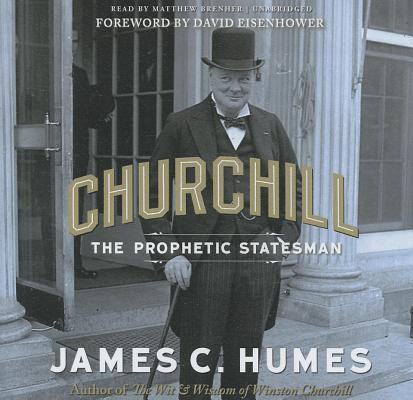 Churchill: The Prophetic Statesman Cover Image