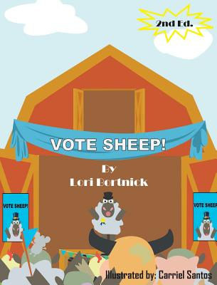 Vote Sheep! Cover Image