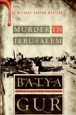 Murder in Jerusalem Cover