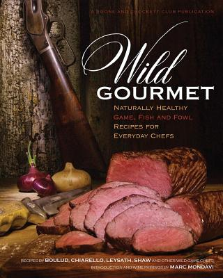 Wild Gourmet Cover