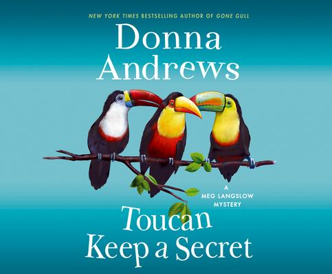 Toucan Keep a Secret (Meg Langslow Mysteries #23) Cover Image