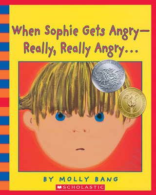 When Sophie Gets Angry--Really, Really Angry… - Audio Cover Image