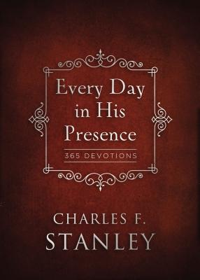 Every Day in His Presence Cover Image
