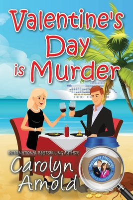 Cover for Valentine's Day is Murder