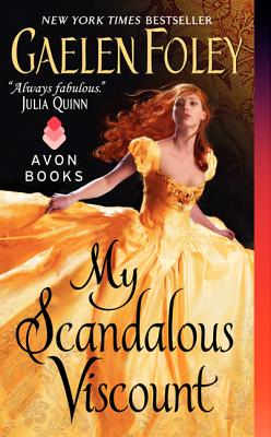 My Scandalous Viscount Cover