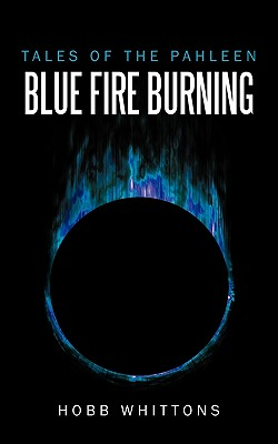Blue Fire Burning Cover Image