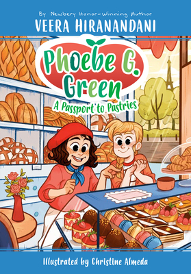 A Passport to Pastries! #3 (Phoebe G. Green #3) Cover Image