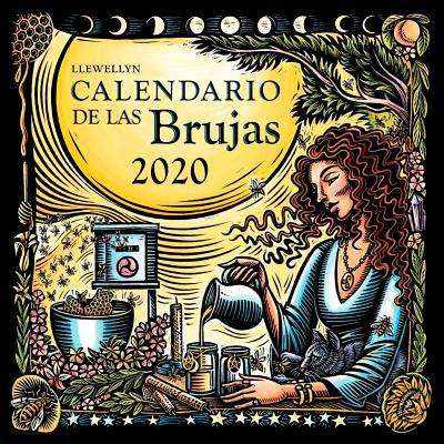 Calendario de Las Brujas 2020 Cover Image