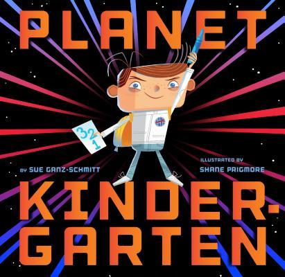 Planet Kindergarten Cover Image