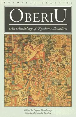 OBERIU: An Anthology of Russian Absurdism Cover Image