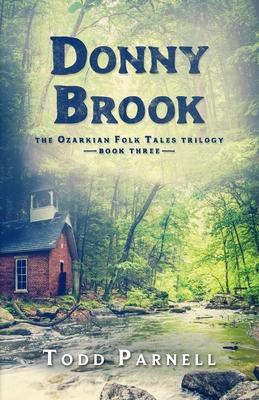 Donny Brook (Ozarkian Folk Tales Trilogy #3) Cover Image