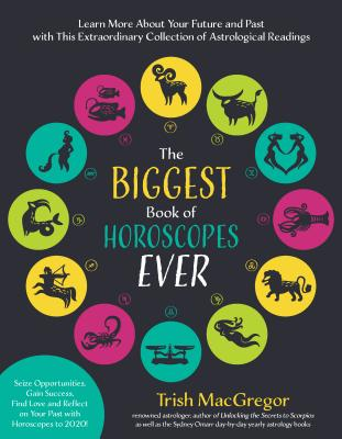The Biggest Book of Horoscopes Ever Cover