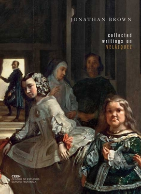 Cover for Collected Writings on Velázquez