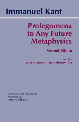 Cover for Prolegomena