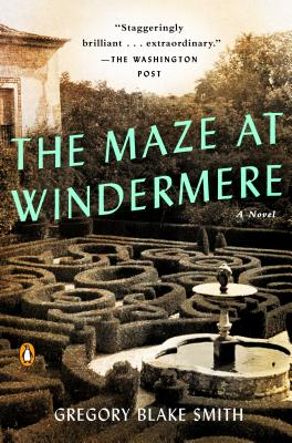 The Maze at Windermere: A Novel Cover Image