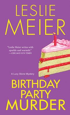 Birthday Party Murder: A Lucy Stone Mystery Cover Image