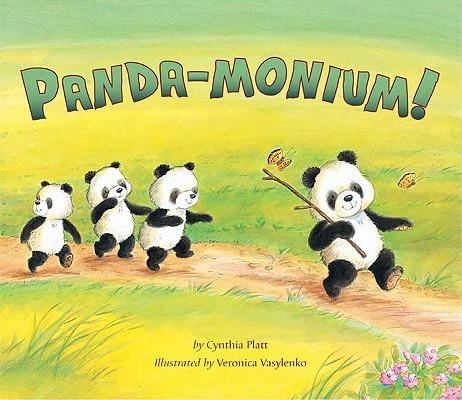 Panda-Monium! Cover