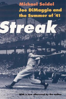 Streak: Joe DiMaggio and the Summer of '41 Cover Image