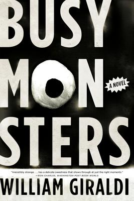 Busy Monsters Cover Image