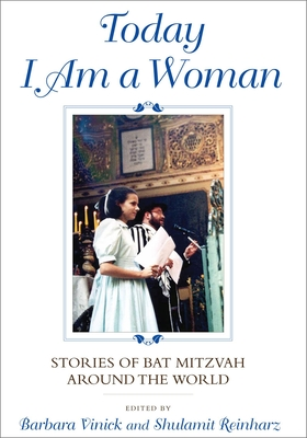 Cover for Today I Am a Woman