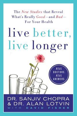 Live Better, Live Longer Cover