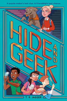 Cover for Hide and Geek