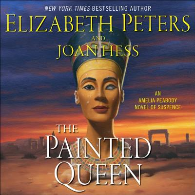 Cover for The Painted Queen Lib/E