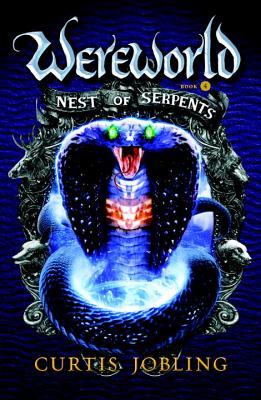 Nest of Serpents (Wereworld #4) Cover Image