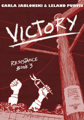 Victory: Resistance Book 3 Cover Image