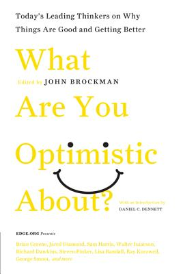 What Are You Optimistic About? Cover