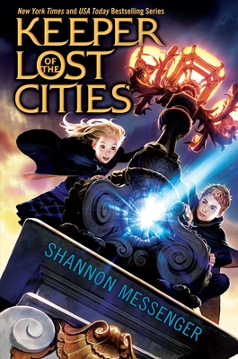 Keeper of the Lost Cities Cover