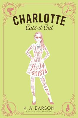 Charlotte Cuts It Out Cover Image