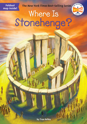 Where Is Stonehenge? (Where Is?) Cover Image