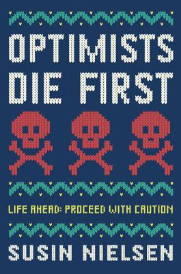 Optimists Die First Cover Image