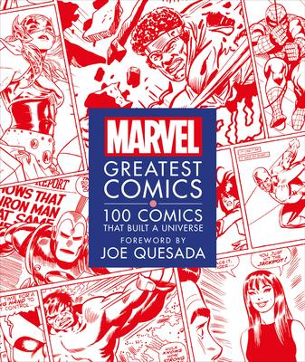 Marvel Greatest Comics: 100 Comics that Built a Universe Cover Image