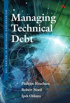 Cover for Managing Technical Debt