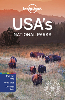 Lonely Planet USA's National Parks Cover Image
