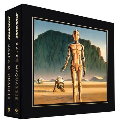 Star Wars Art: Ralph McQuarrie Cover Image