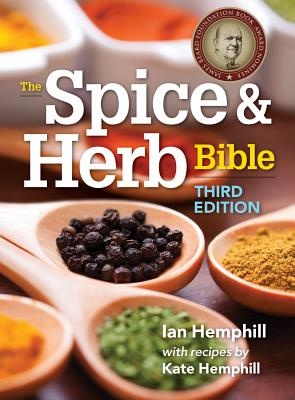 The Spice and Herb Bible Cover Image