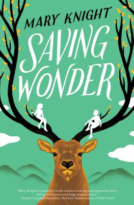 Saving Wonder Cover Image