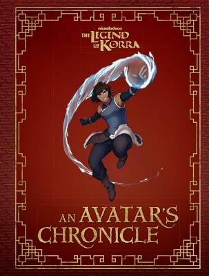 Cover for The Legend of Korra