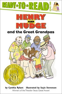 Henry and Mudge and the Great Grandpas (Henry & Mudge Books (Simon & Schuster) #26) Cover Image