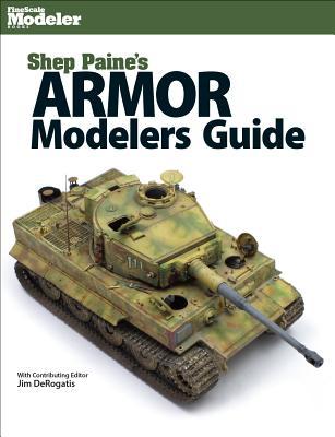 Shep Paine's Armor Modeler Guide Cover Image