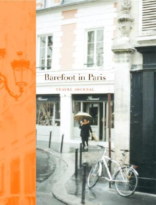 Barefoot in Paris Travel Journal Cover