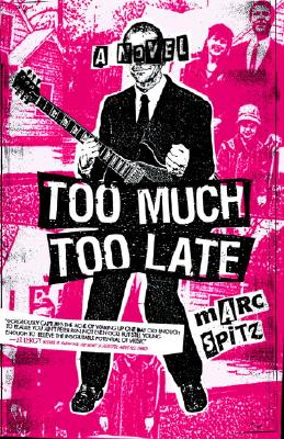 Too Much, Too Late Cover