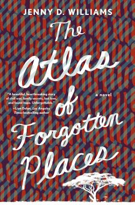 The Atlas of Forgotten Places Cover Image