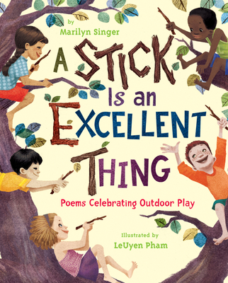 A Stick Is an Excellent Thing Cover