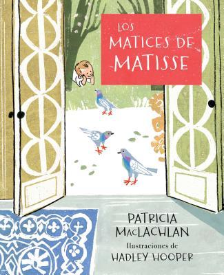 Cover for Los Matices de Matisse