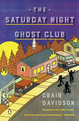 The Saturday Night Ghost Club: A Novel Cover Image