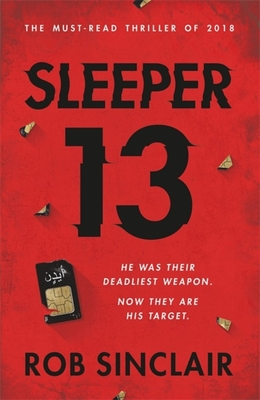 Sleeper 13 Cover Image